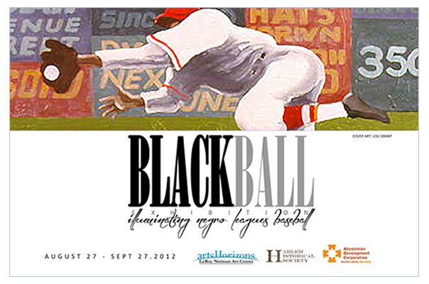Blackball @ LeRoy Neiman Art Center